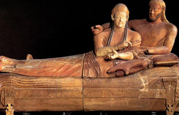 Etruschi in mostra al Louvre-Lens con il Cnr
