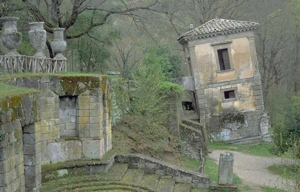 i Mostri di Bomarzo e Villa Lante